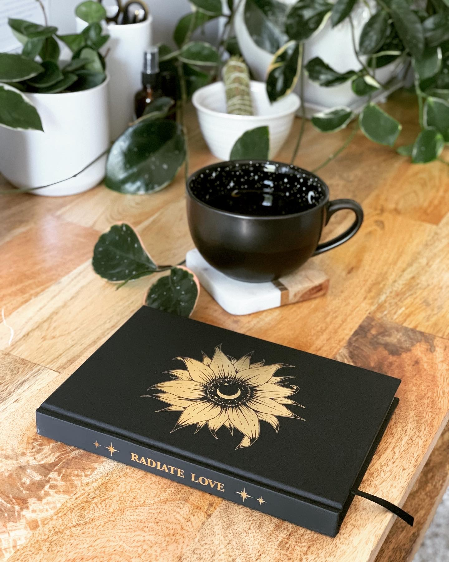 Shadow Work:  A Living Collection of Journal Prompts